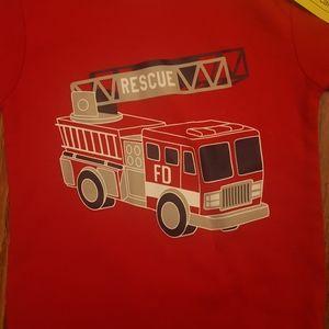GAP Pajamas - NWT Baby Gap Mickey & Firetruck Pajama Set